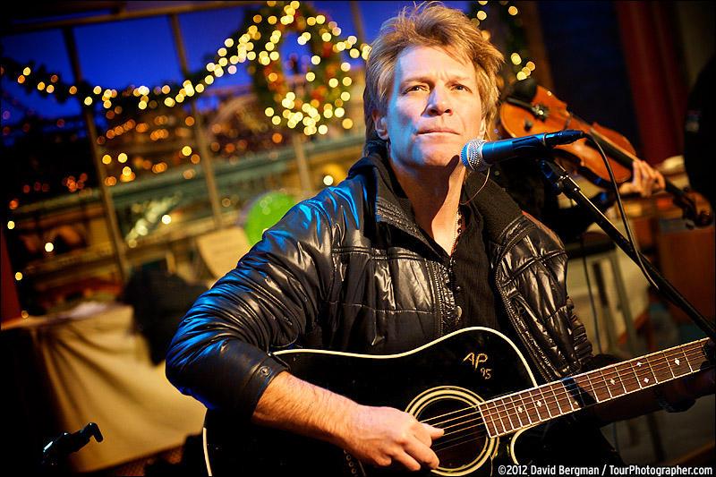 Bon Jovi's Twitter Photo