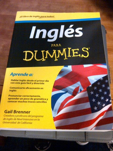 I just buy this... Jajajjajaj. To keep working in my english http://t.co/a4FyYah6
