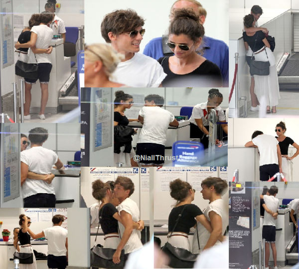 RT @Support1DBiebs: ¿Acaso esto no es demasiado tierno tanto que te puede dar diabetes por tanta dulzura? Louis and Eleanor. http://t.co ...