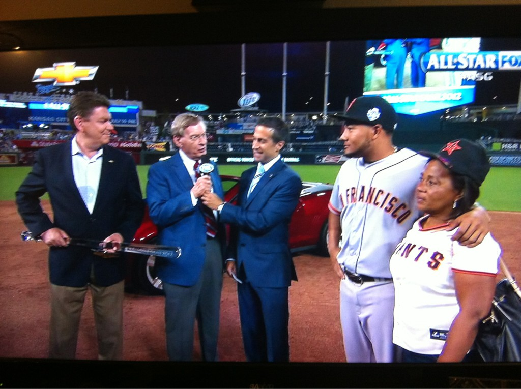 Ladies and gentlemen, your #ASG MVP!! Melky Cabrera!! #MELKMAN http://t.co/fFPjQ2Rm