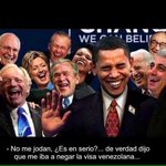 Así de impactados están norteamericanos porque no podrán visitar Venezuela sin visa; http://t.co/YKzNlGyFng