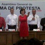 Gracias amiga @lulualmaraz, por enviar foto de cuando tome protesta como Presidenta del ICADEP #Coahuila! #HFE http://t.co/tGNOGIOisH