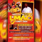 #LMAOComedyShow #ILoveThe90s #BenjiBrown #March7th http://t.co/dMEPy2vpuh