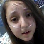 Video de niña que pide a Bachelet autorizar eutanasia traspasa fronteras. Este fue su llamado http://t.co/JZXWca3J2C http://t.co/RmL4DVjjbs