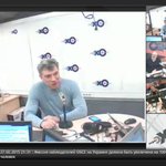 Here is #Nemtsov a few hours before his death at a Moscow radio station, encouraging people to Sundays protest. http://t.co/CEHweHUDQD