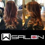 Auburn and gold balayage by Raquel Well from #WSalonRochester #salon #roc #balayage #hair http://t.co/u8TSikmA96