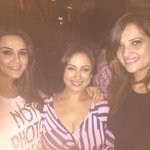 My lovely @realpreityzinta !!soo gud to catch up agn!! All t fun n laughter bk agn!ting!!!!