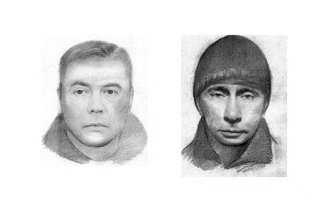 Composite sketches of two alleged suspects in the murder of Boris #Nemtsov. Recognize any of them? http://t.co/XX0MB1k3W7