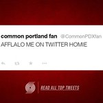 Rip City... you totally redeemed yourself. Twitter was on ???? tonight. Tweets of the Night » http://t.co/qiH3fjw4ME http://t.co/T5ugIXqXdQ