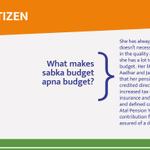 What makes sabka budget apna budget for Senior Citizen? #SabkaBudget @arunjaitley @PMOIndia @PIB_India @jayantsinha http://t.co/cCGSEJNCxh