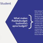 Whats in the #SabkaBudget for a student, a skilled worker, a labourer and a retired person? #SuperBudget http://t.co/oXRYr2XV4q
