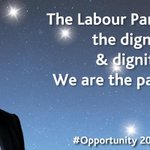 Labour is the party of work @geraldnash #LP15 #Opportunity2016 http://t.co/KO6mcEq9yd