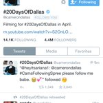 waited long enough for this. just in time for my birthday on march 5th. tysm @camerondallas ! i love you 😘  http://t.co/QjboSFs3hg 17,620