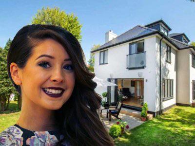 24歳のYouTuberが約1.7億円で一軒家を購入する時代。A 24-year-old YouTube star just bought a house for $1.4M http://t.co/HxRMpyLLsl http://t.co/F7W1Nfjrk3