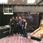 We're at #Scale13x today with Skeeball! If you're here, come say hi! @socallinuxexpo #wehostla http://t.co/uBxOtEMCUT http://t.co/XKhbQLosIP