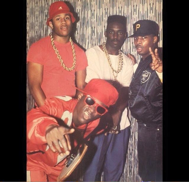 Hip hop Ya don't stop... @bigdaddykane @MrChuckD @FlavorFlav @llcoolj #GoldenEra http://t.co/jwmlYt8l9v