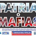 Mañana TOD@S AL CONGRESO UNIDAD CONTRA LAS MAFIAS MEDIATICAS Y JUDICIALES. #TodosConCristina http://t.co/5KbA5kwrdK