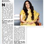 RT @priyaguptatimes: Neena Gupta on her new play 'Mera Woh Matlab Nahi Tha' with Anupam Kher, premiering Mar 7, NCPA, @AnupamPkher
