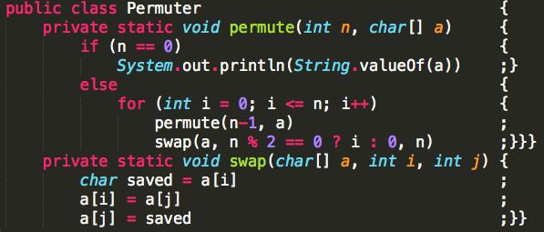Pythonを最初に学ぶ言語にするとこうなるのかw http://t.co/OWwhqxZzMO