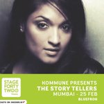 """@roshanabbas: 3 days to Storytellers! tickets at https://t.co/tEoMU0pJRJ http://t.co/CzfbXH883B"