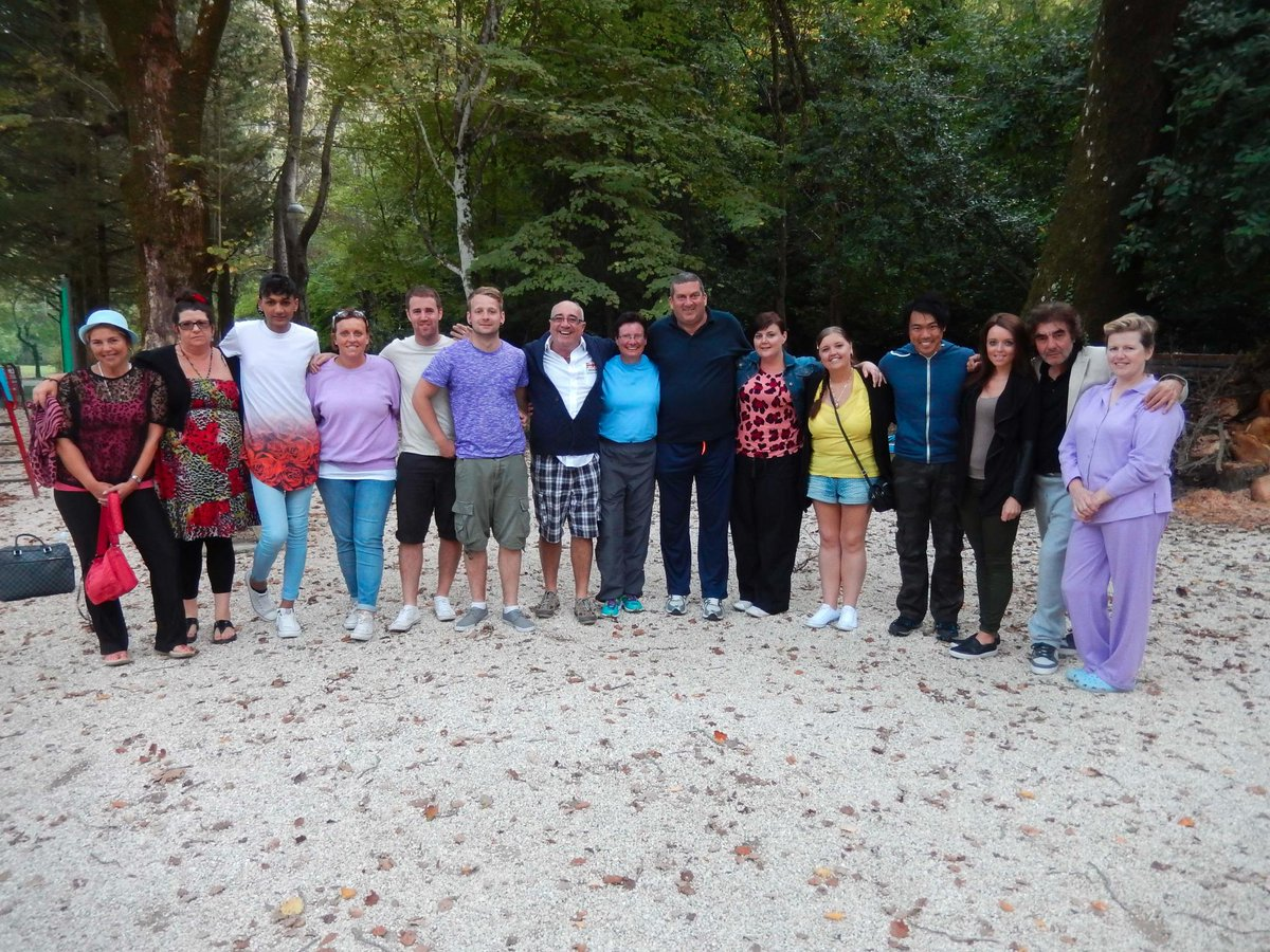 1 week to go before these 14 new tourists hit the road & your telly screens - #coachtrip March 2nd 17.30 @Channel4 http://t.co/pcFMGCgvm4