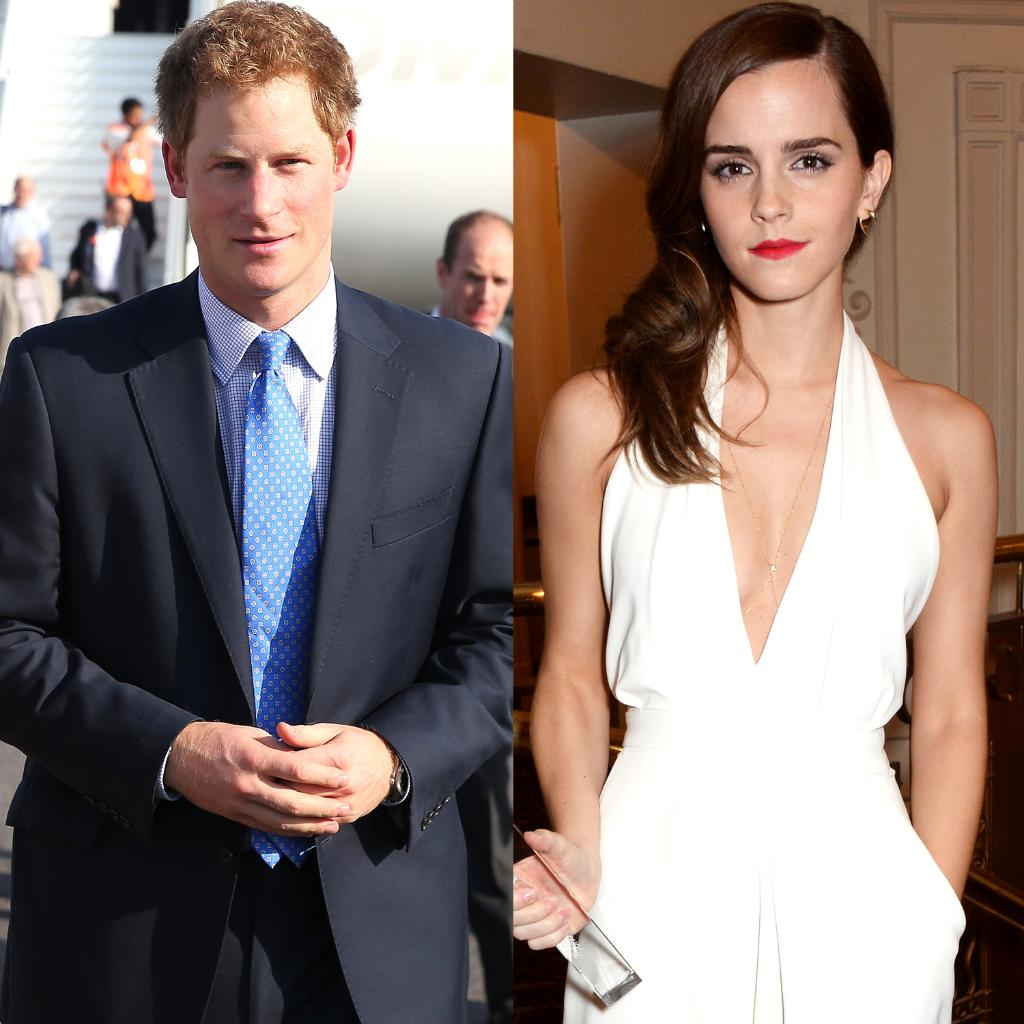 Emma Watson Speaks Out About Her Relationship With Prince