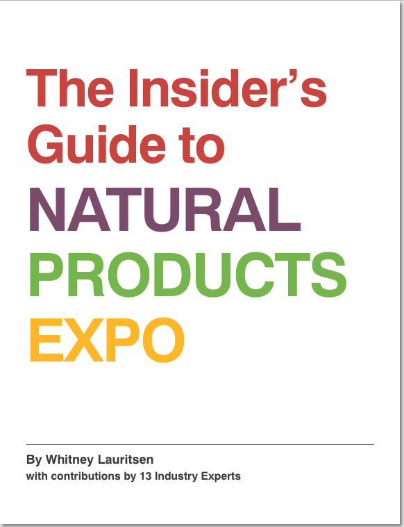 """Insider's Guide to Natural Products Expo"" is now available! Download your copy here http://t.co/bwogF7HPGS #ExpoWest http://t.co/lnr4DlryLQ"