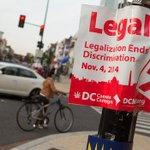 ICYMI: Washington DC legalises possession of small amounts of marijuana http://t.co/A4Oj6LJfg2 http://t.co/NcMZbuDwhA