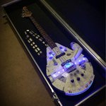 My weapon of choice. The REBEL BASS #StarWars