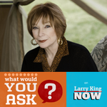 Oscar winning actress @maclaineshirley will be in studio to talk about her upcoming film #ElsaAndFred. Any questions?