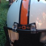 The lone positive so far is the throwback helmet. Heres a good look at the front. #okstate http://t.co/Gu6KhMi20I