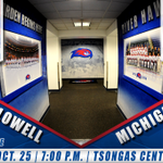 RT @RiverHawkHockey: The Spartans from Michigan State are in town to take on the #RiverHawks tonight. Puck drops at 7 p.m. #UnitedInBlue http://t.co/VnXE2INCOG