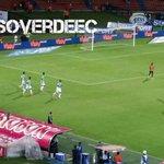 Los verdolagas celebrando el gol de Peralta http://t.co/LHfg2AfJ4r