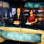 RT @MaiReports: @JimWilliamsCBS2 & I are ready for @cbschicago news at 10pm. Hope youll join us.???? #Chicago http://t.co/HfseiNGPNl