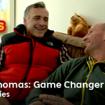 RT @BBCWales: What makes a man an icon? This is Alfie's story…  @gareththomas14: Game Changer • 9pm • @BBCOne Wales http://t.co/U9HelCOnN4