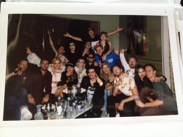 That's it. Tour over. End of story. Thanks to @charli_xcx and @elliphantmusic for being the