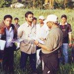 RT @SanaKhanGeek: @ActorMadhavan & @prakashraaj working still from Kannathil Muthamittal.  #PrakashRaj @PonyPrakashraj @PrakashRajFC http:/…