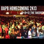 Last Year it was two parties saturday look ???? ... Its one big party this year ! #UAPBHomecoming2K14 gone be crazy http://t.co/P7ToX5oQqQ