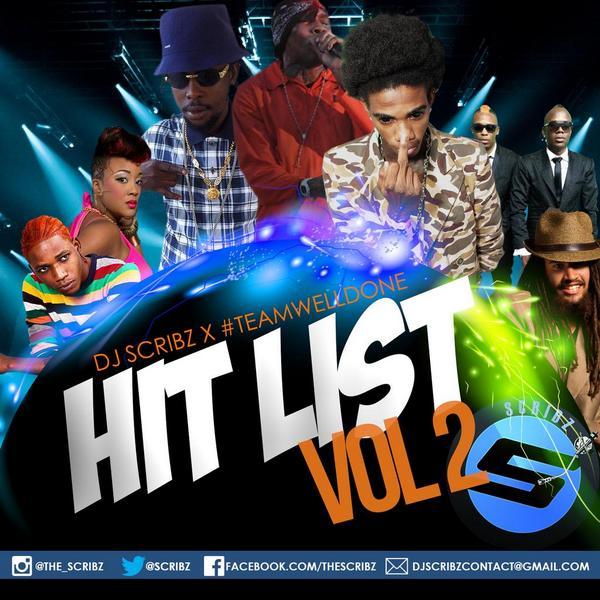 Dj Scribz presents Hit List (Vol. 2)  Str8 - http://t.co/fd3EVMC2qJ Split - http://t.co/Sa71VfYzOE http://t.co/x6FR0GP4aV