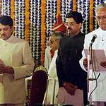RT @Riteishd: 15 years ago: Today: 18th Oct 1999 - My father was sworn-in as the Chief Minister of Maharashtra for the first time. http://t…