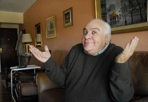 Exitoina (@exitoina): Falleció el actor uruguayo Eduardo D'Angelo, recordado por