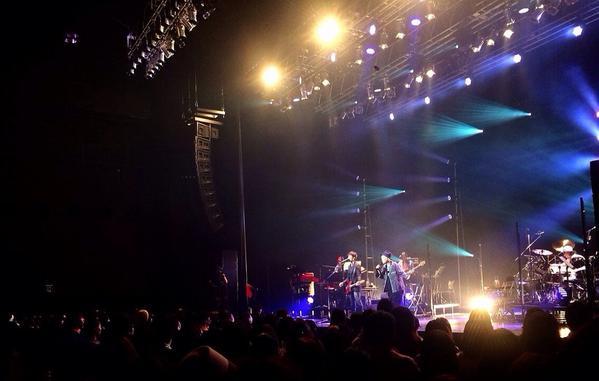 昨日は吉田山田ツアーファイナルでした!全曲ライブ(笑)46曲。 手がちぎれそうでした