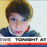 Luke Battys father threatened him with a knife 10 months before murdering him, a court has heard. #7NewsMelb 6pm. http://t.co/h5Bn1fyWKl