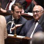 Macron et Sapin à Berlin pour réclamer de lAllemagne 50 milliards deuros dinvestissements http://t.co/5rLLu0ZWmc http://t.co/n6JCEiLAMx