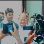 """@ANI_news: Mumbai : NCP President Sharad Pawar reaches NCP office for MLAs meeting http://t.co/FbiiBn71EN"" @htTweets"