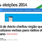 Irmã de #Aecio45 chefiou órgão que fiscalizava verbas para rádios de tucano http://t.co/SYsnb0Awl9 http://t.co/zIXMmbFCLX