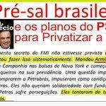 RT @stanleyburburin: A mando de FHC, Armínio Fraga vendeu na Bolsa de Nova York, 36,7% da Petrobras https://t.co/1iwgSMFPJV http://t.co/w3kPf1HTFA