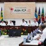 RT @PresidencialVen: ALBA-TCP da un paso al frente en materia de prevención del Ébola http://t.co/69F8f2AlEn http://t.co/JHdJ34DRiD