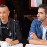 Arturo Brachetti @cafejoseph pour une interview pour @rfm #montpellier avant son spectacle au Corum les 22 et 23 nov http://t.co/aRtibMsVWs