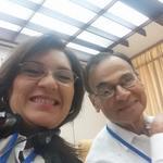 Junto a nuestro embajador en Cuba Ali Rodriguez Araque en cumbre ALBA_TCP convocada por el Presidente Maduro. Fuerza! http://t.co/BrjJAnjzqN